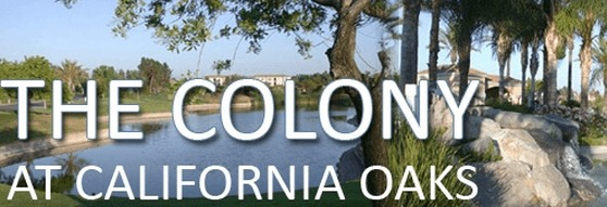 In The Colony at Murrieta CA. Give us a call today to see about owning a home in this beautiful location!